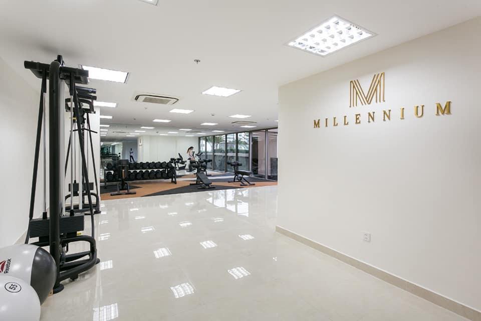 Phòng GYM Masteri Millennium